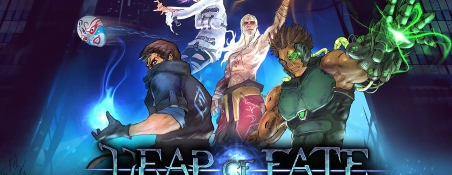 Leap of Fate (Asia)