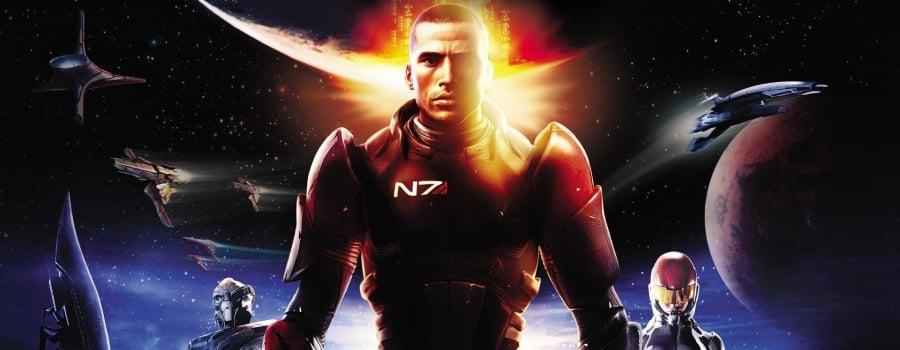 Legendary Edition: Mass Effect