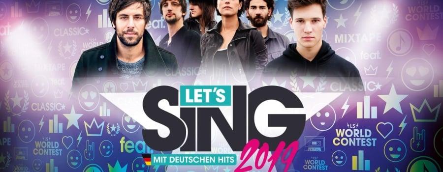Let's Sing 2019 (DE)
