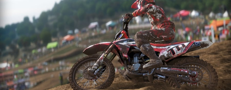 MXGP The Official Motocross Videogame (Vita)