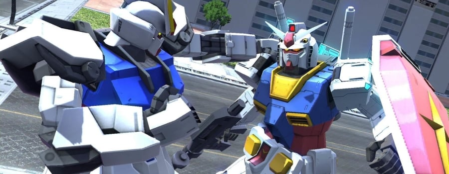 Mobile Suit Gundam Side Stories (HK/TW)