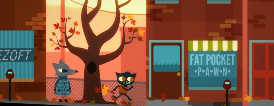 Night In The Woods (JP)