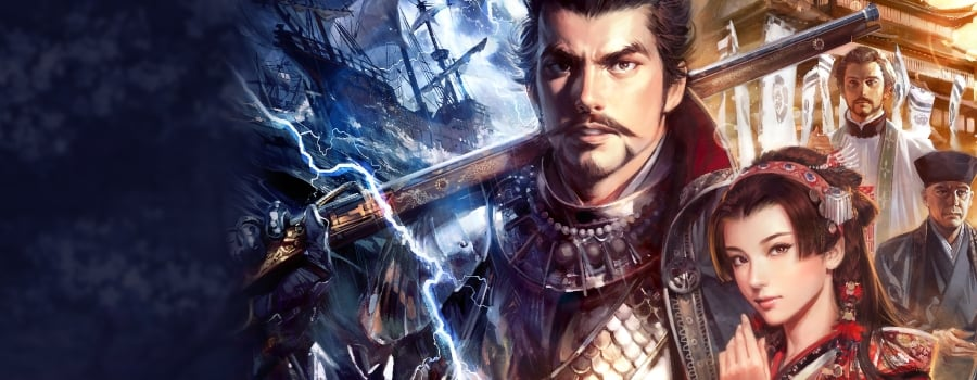 Nobunaga's Ambition: Sphere of Influence (JP)