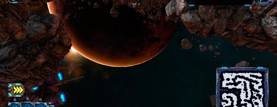 Phobos Vector Prime: The First Ring (EU)