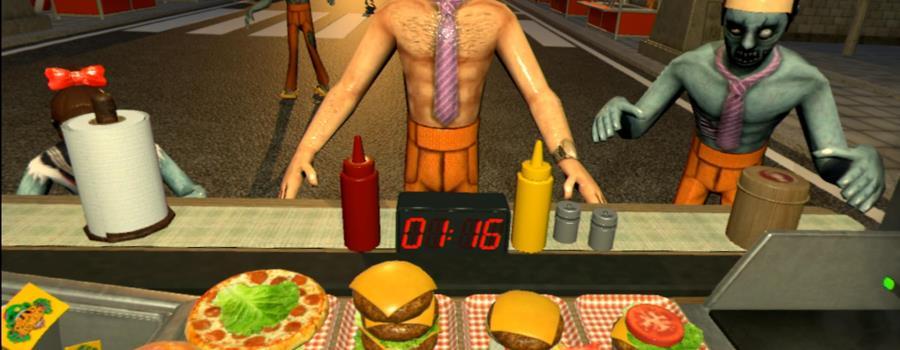 PixelJunk VR Dead Hungry