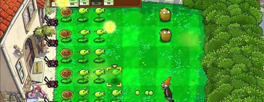 Plants vs. Zombies (Vita)