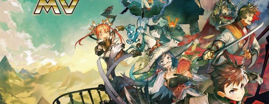 RPG Maker MV (Asia)