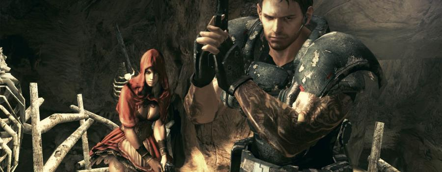 It S All About The Points Trophy In Resident Evil 5