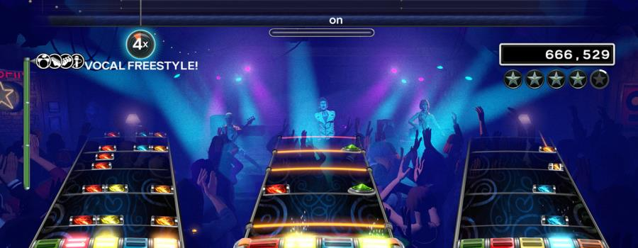 Rock Band 4 (EU)