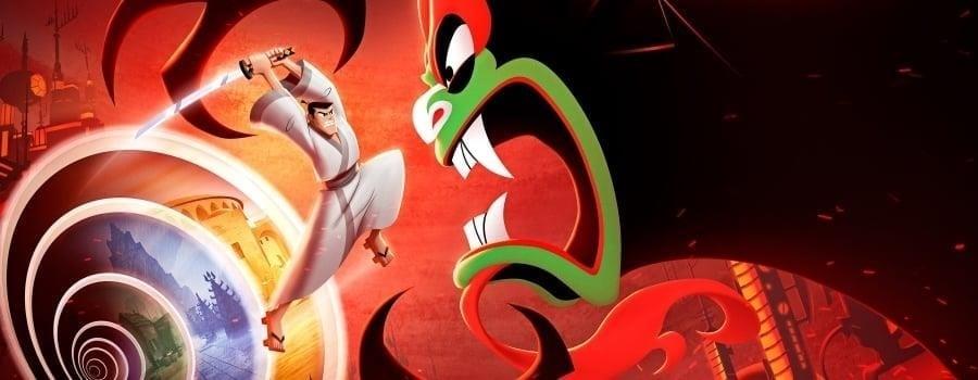 Samurai Jack: Battle Through Time (EU)