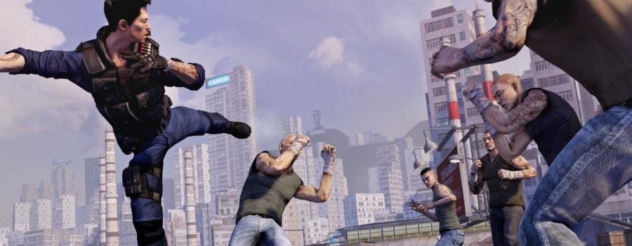 Sleeping Dogs: Definitive Edition (EU)