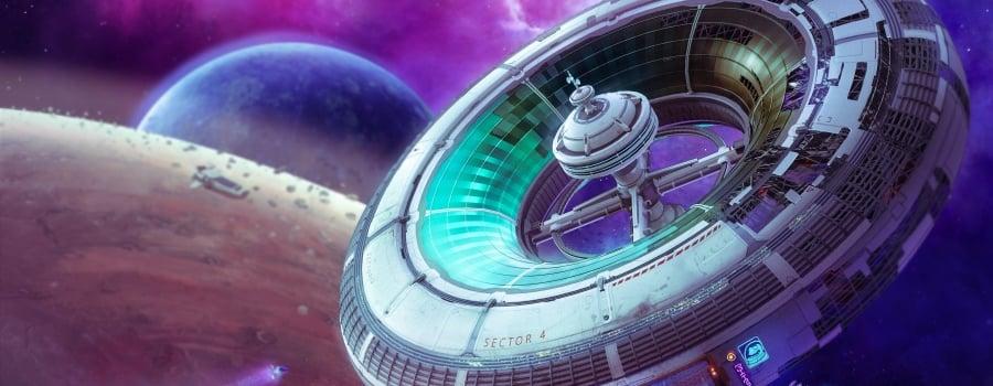 Spacebase Startopia (JP) (PS4)