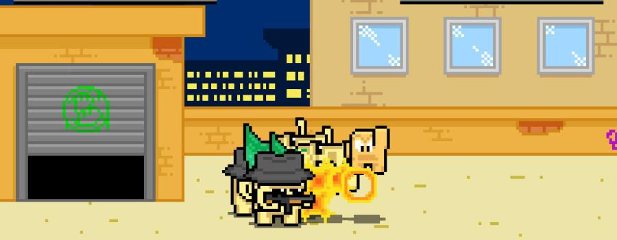 Squareboy vs Bullies: Arena Edition (EU) (Vita)