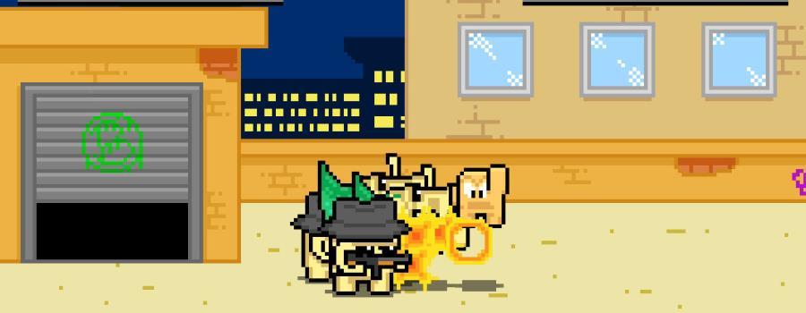 Squareboy vs Bullies: Arena Edition (EU)