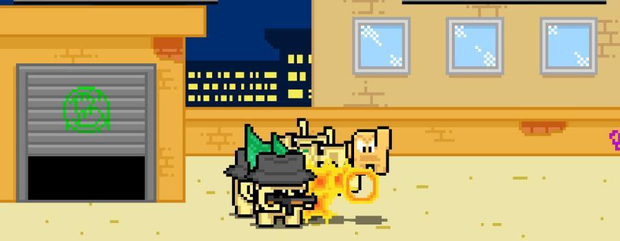 Squareboy vs Bullies: Arena Edition
