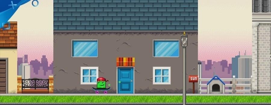 Super Life of Pixel (Vita)