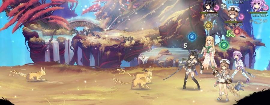 Super Neptunia RPG (Asia)