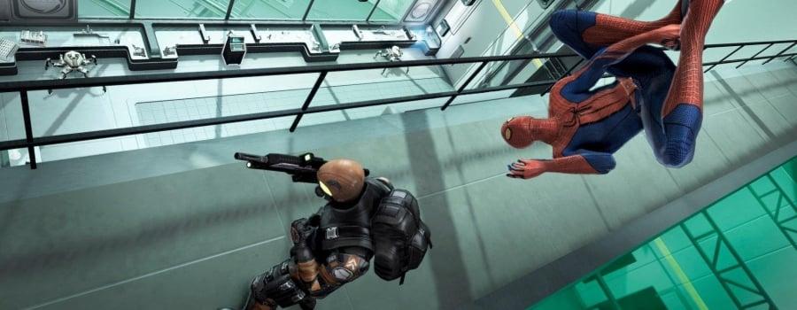 The Amazing Spider-Man (EU) (Vita)