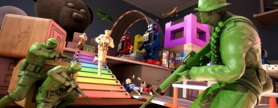 Games developed by Virtual Basement
