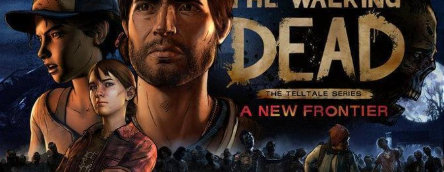 The Walking Dead - A New Frontier (PS3)