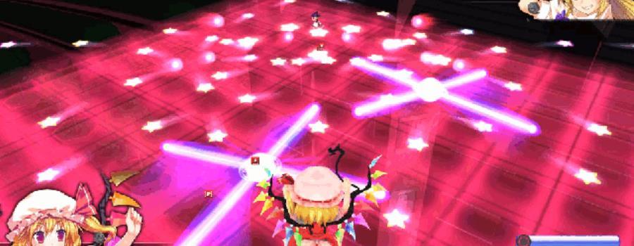 Touhou Kobuto V: Burst Battle (EU) (Vita)