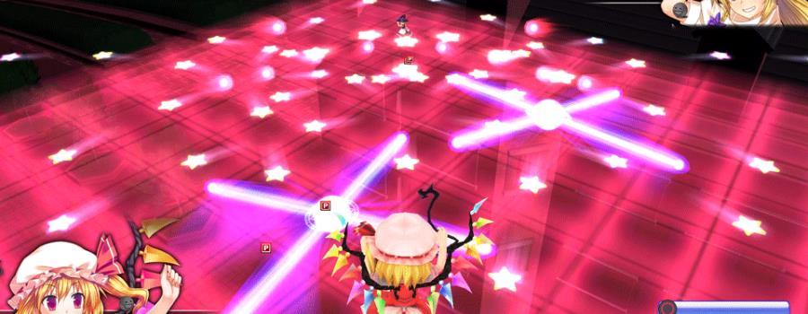 Touhou Kobuto V: Burst Battle (Vita)