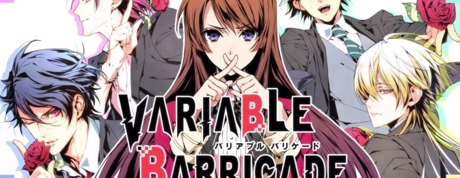 VARIABLE BARRICADE (Vita)
