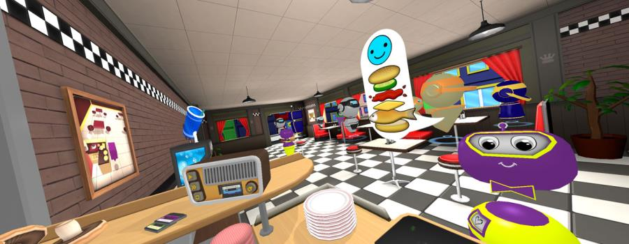 VR The Diner Duo (EU)