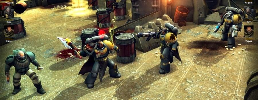 Warhammer 40,000: Space Wolf (EU)