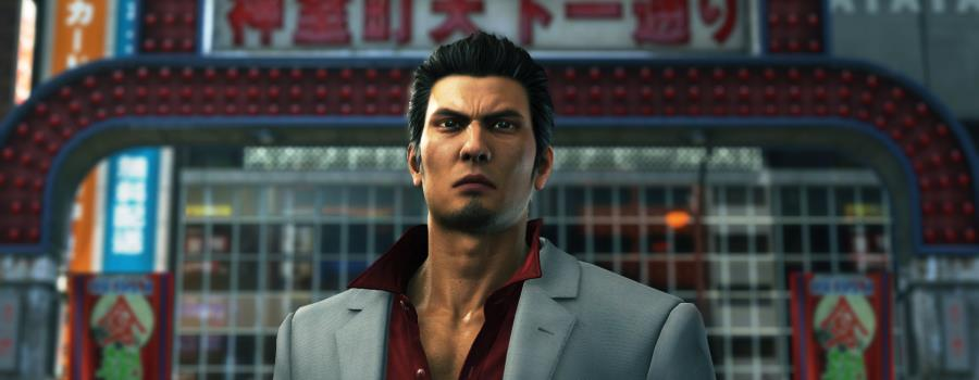 Yakuza 6: The Song of Life (JP)