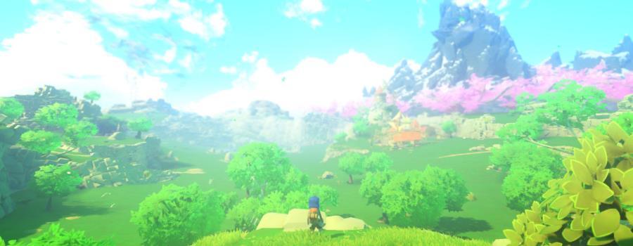 Yonder: The Cloud Catcher Chronicles (JP)