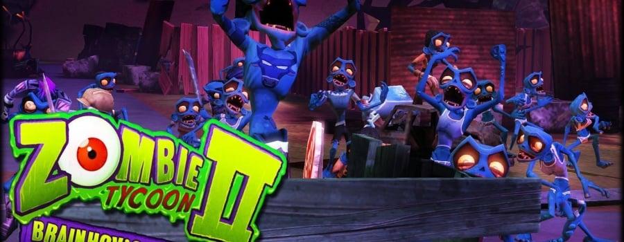 Zombie Tycoon 2: Brainhov's Revenge (JP)