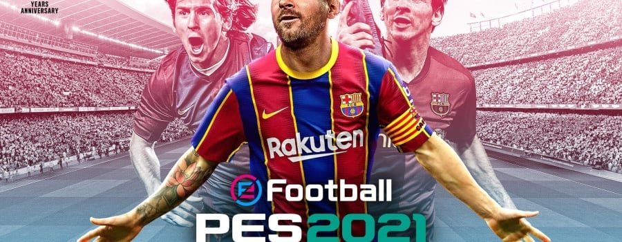 eFootball PES 2021 SEASON UPDATE (Asia)
