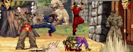 Gekido Kintaro's Revenge (EU)