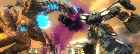 Earth Defense Force 4.1: The Shadow of New Despair (JP)