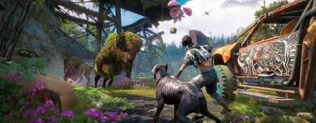 All Your Bases Trophy In Far Cry New Dawn