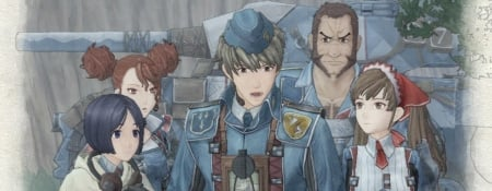 Valkyria Chronicles Remastered (Asia)