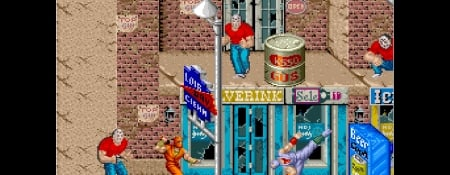 Arcade Archives: Ninja Gaiden
