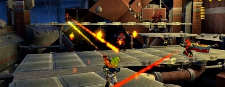 Jak and Daxter: The Precursor Legacy (PS3)