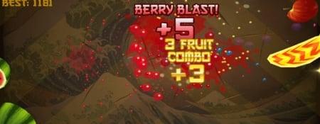 Fruit Ninja (Vita)