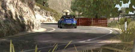 WRC 3: FIA World Rally Championship (Vita)