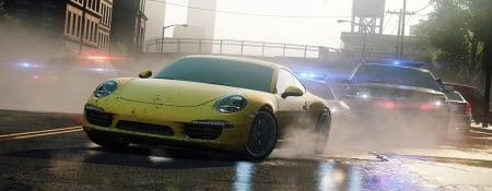 Need for Speed: Most Wanted (Vita)