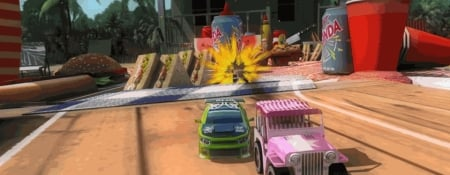 Table Top Racing (Vita)