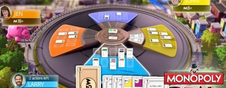 MONOPOLY Deal (PS3)