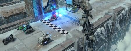BlazeRush (PS3)