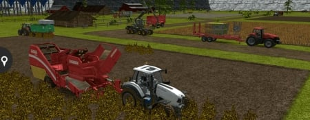 Farming Simulator 16 (Vita)