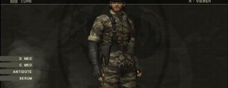 Metal Gear Solid 3 (Vita)