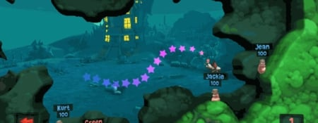 Worms Revolution Extreme (Vita)