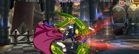 BlazBlue: Continuum Shift EXTEND (Vita)