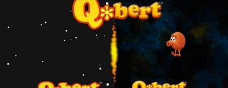 Q*Bert Rebooted (Vita)